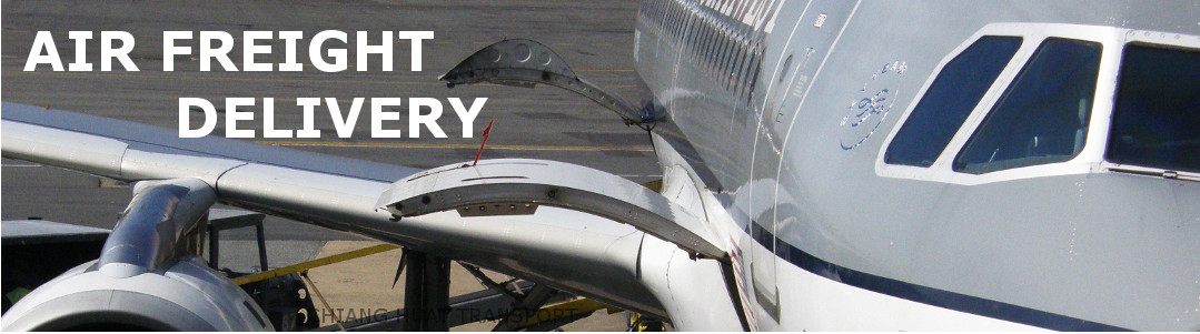 Multi destination air freight service