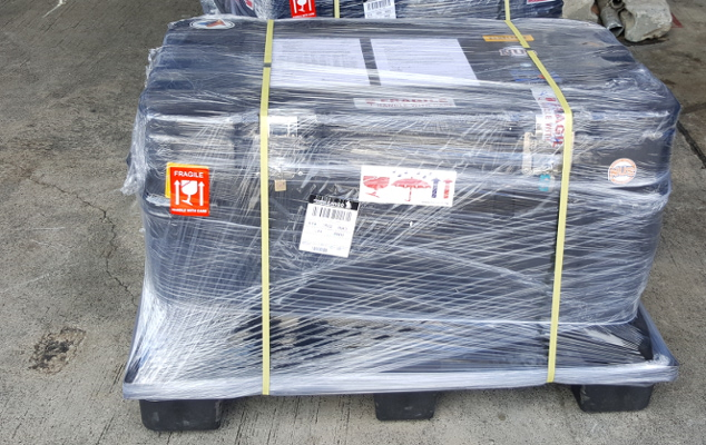 Protecting your shipment for export