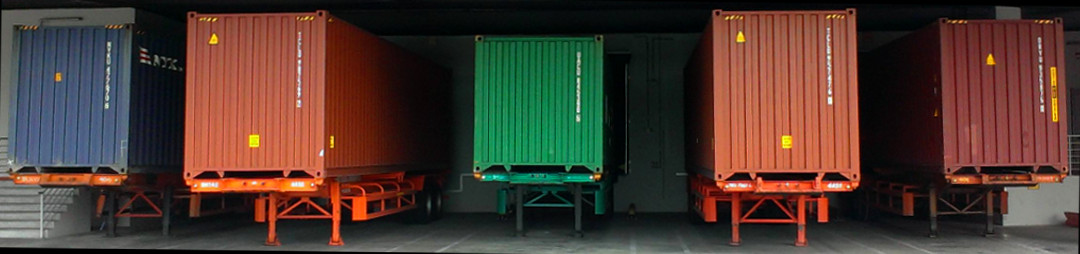 Warehouse Storage for Ambient & Coolstore